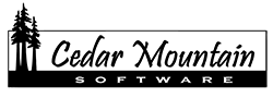 Cedar Mountain Software