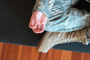 Meditation for Veterans