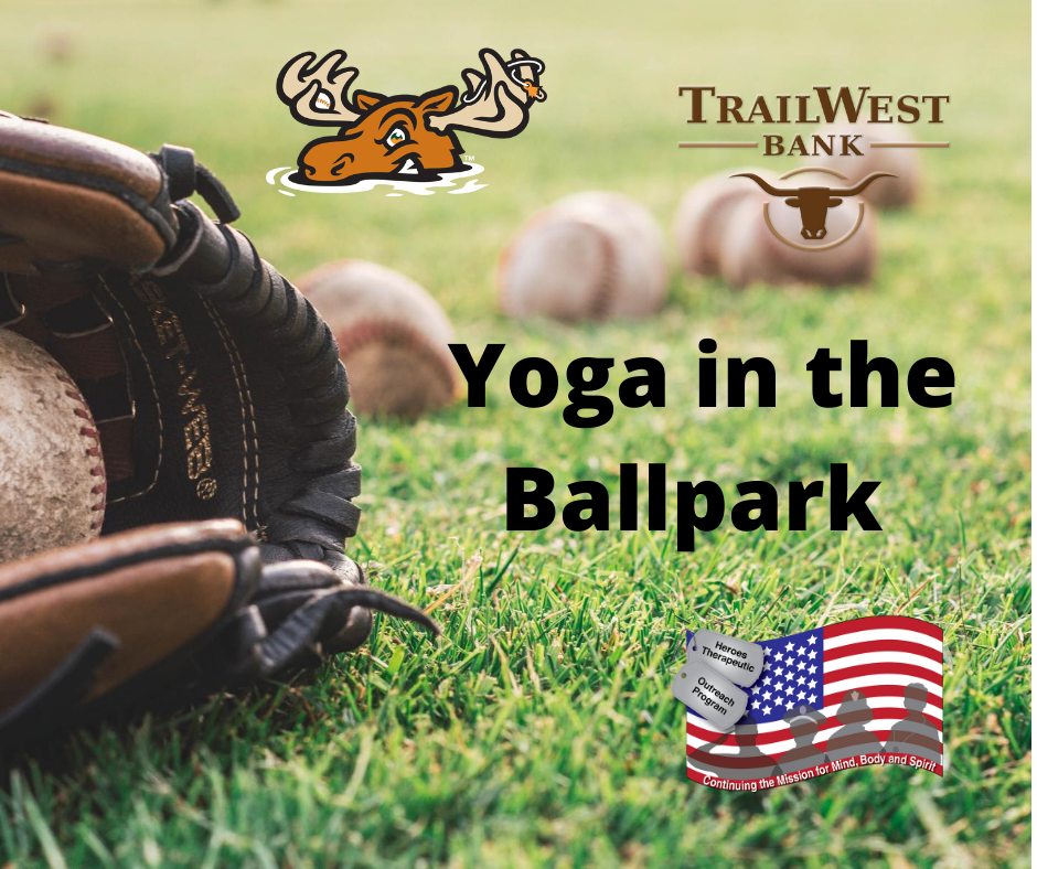 Yoga in the Ballpark