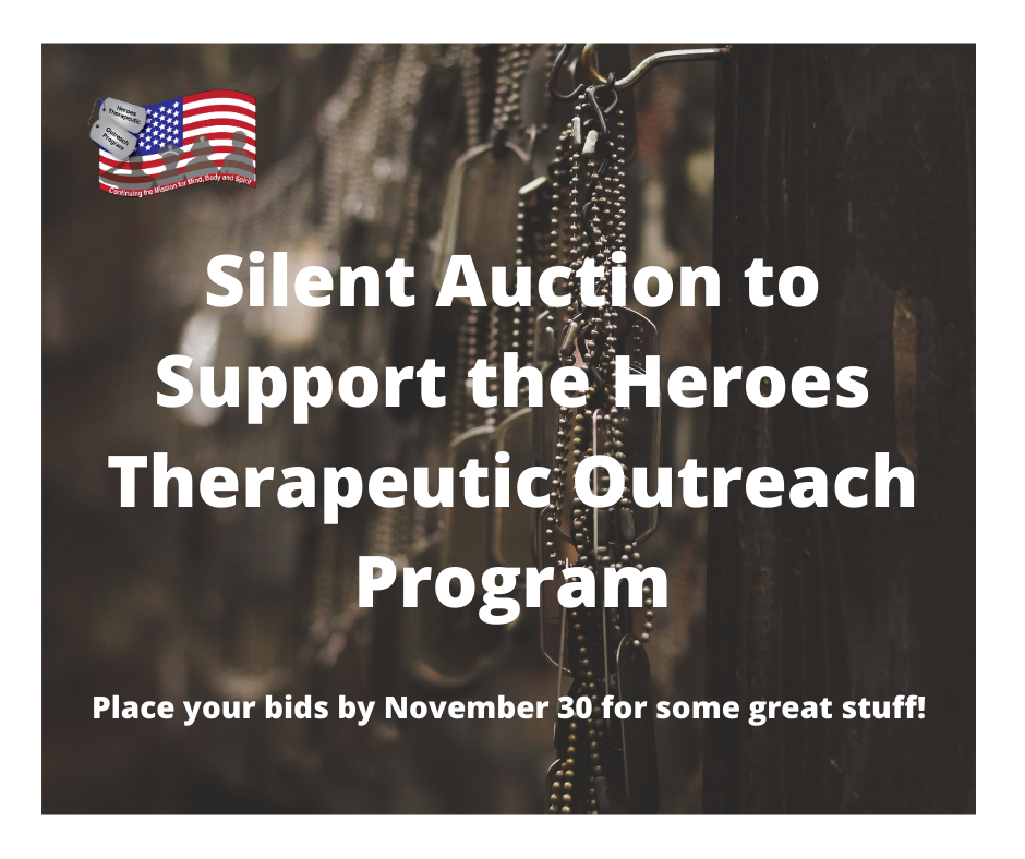 HTOP DYI Silent Auction 2020